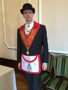 Верховный Командор Верховного Совета Нового Устава России Никита Зыков